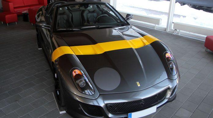Ferrari SA Aperta For Sale