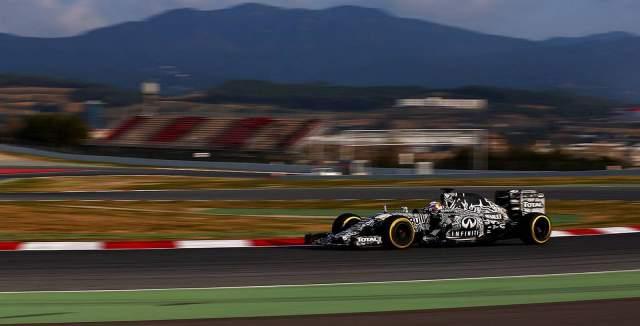 Formula 1 Pre-Season Test Barcelona