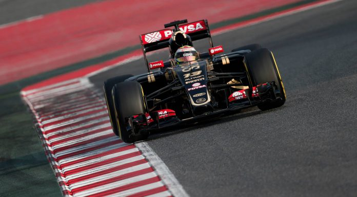 Formula 1 Tests 2015