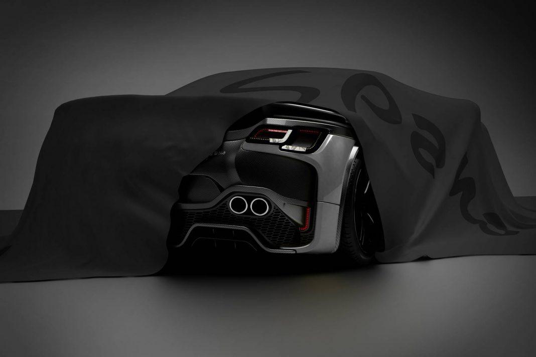 New GTA Spano to Debut at Geneva Motor Show 2015