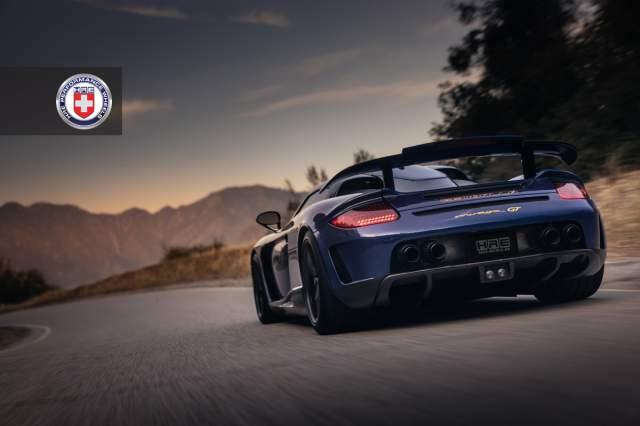 Gemballa Mirage GT HRE Wheels 3
