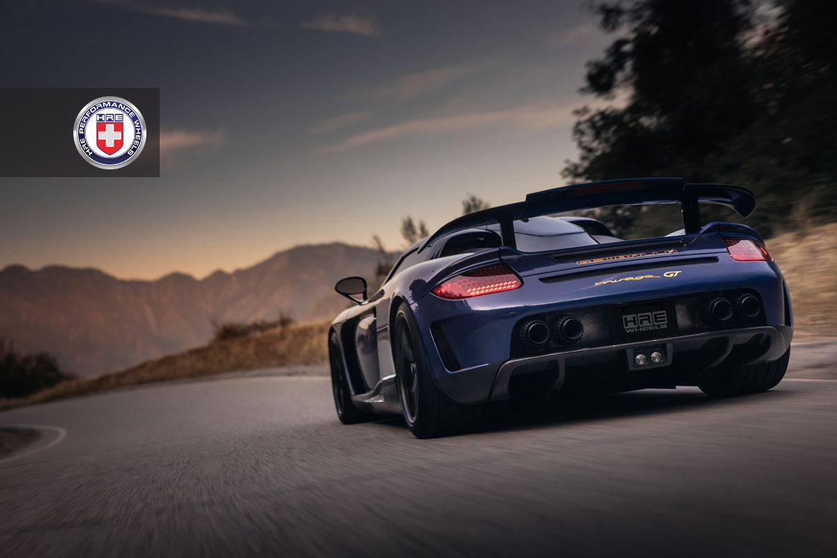 Gemballa Mirage Gt Looks Exceptional With Hre Wheels