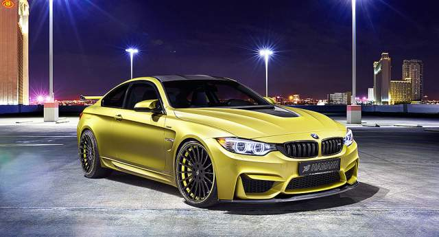 Preview: Five New Hamann Cars to See at Geneva 2015