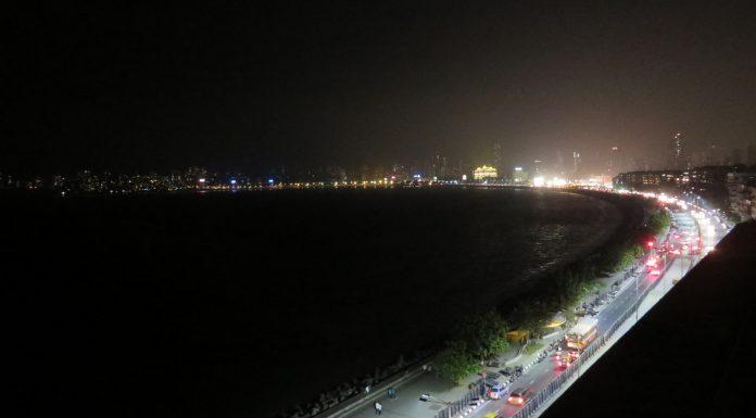 Marine Drive Mumbai