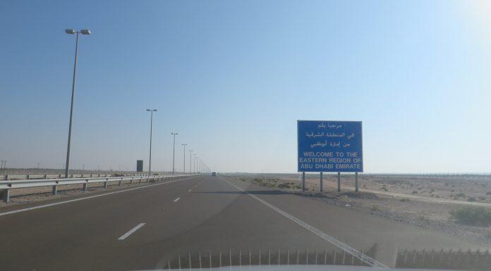 Abu Dhabi Highway