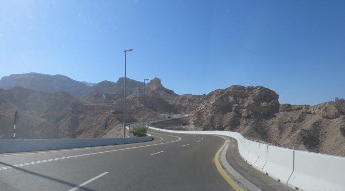 Jabel Hafeet Road