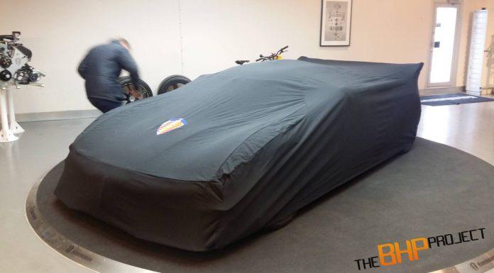 The BHP Project Koenigsegg One:1