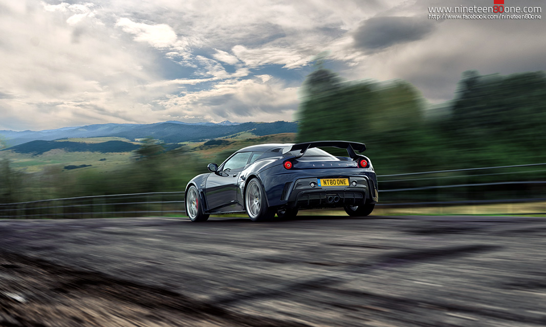 Photo of the Day: 1 of 20 Lotus Evora GT350