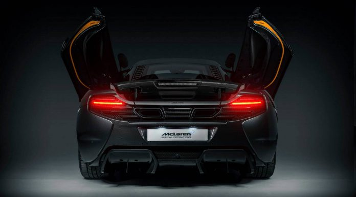 MSO Reveals New McLaren 650S 'Project Kilo'