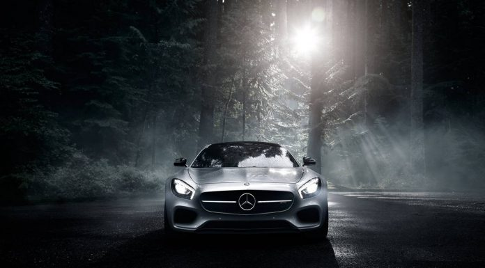 Photo of the Day: Mercedes-AMG GT Breaking Dawn!