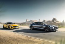 Mercedes-AMG GT Photoshoot
