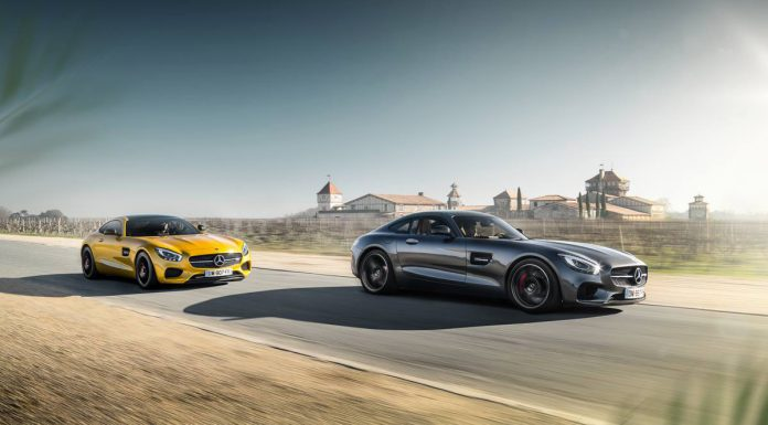 Mercedes-AMG GT Photoshoot