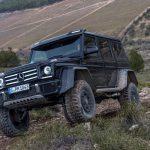 Mercedes-Benz G500 4x4 Review