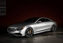 Mercedes-Benz S63 AMG Coupe Stuns on Vossen Wheels!