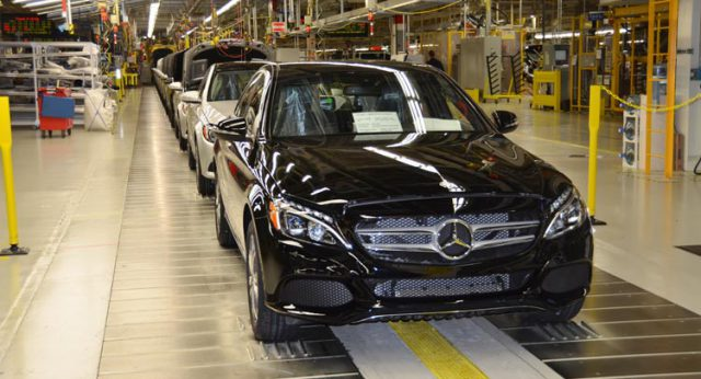 Mercedes-C-Class-production-0