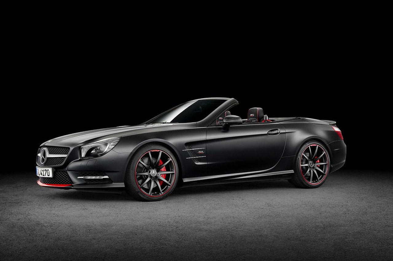 Official 2015 mercedes benz sl 417 mille miglia gtspirit for Mercedes benz sl550