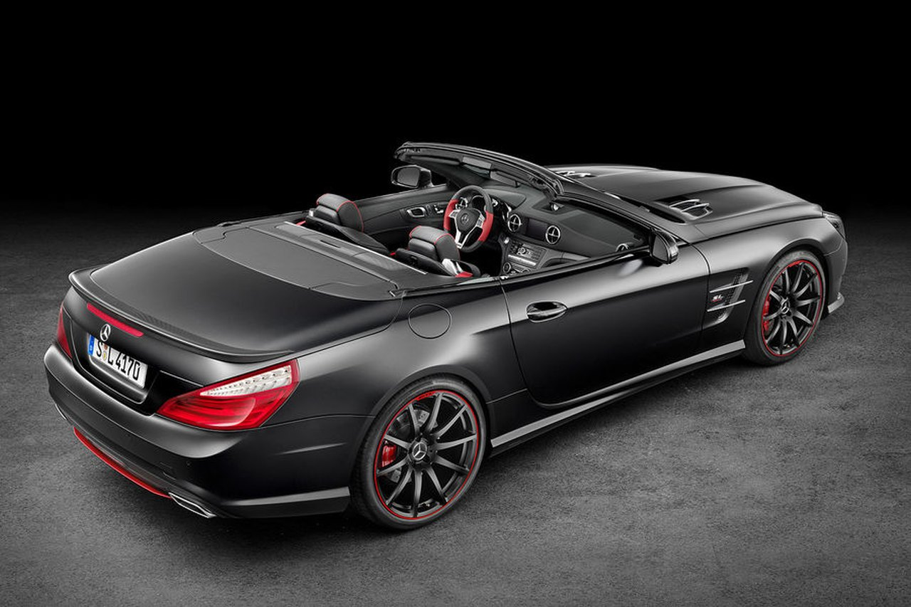 official 2015 mercedes benz sl 417 mille miglia gtspirit. Black Bedroom Furniture Sets. Home Design Ideas