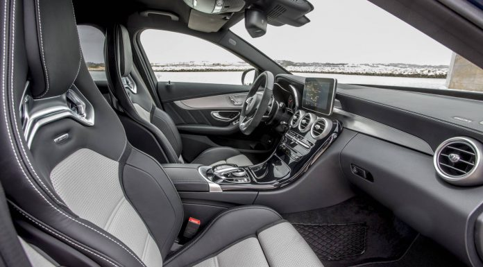 New Mercedes-AMG C63 Interior