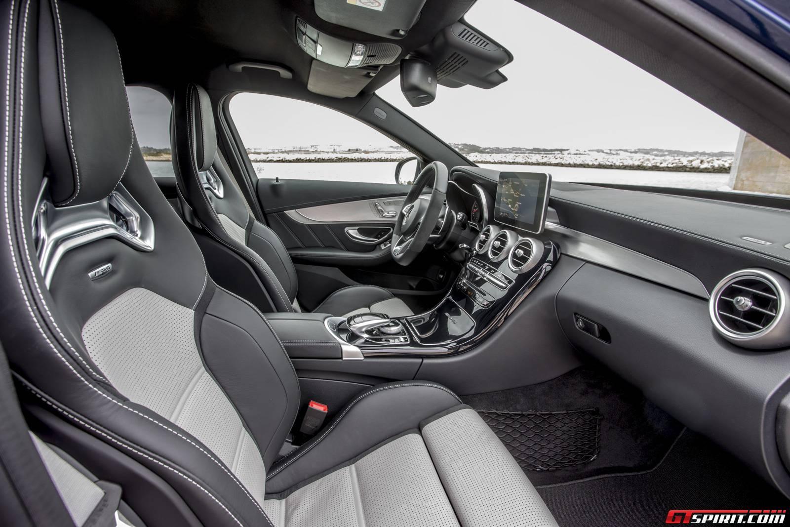 2016 Mercedes-AMG C63 & C63 S Review - GTspirit
