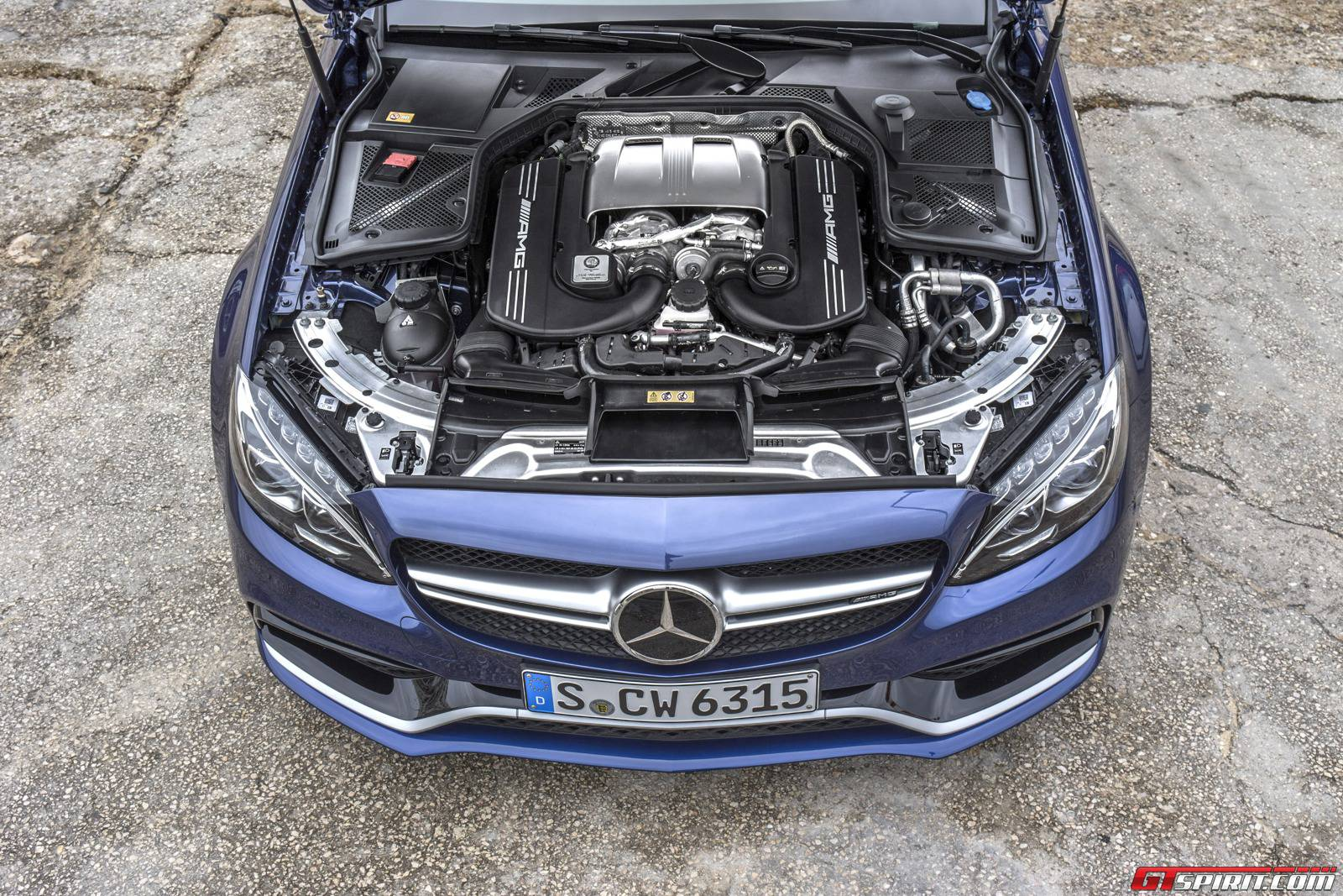 2016 mercedes amg c63 c63 s review gtspirit for Mercedes benz c63 engine