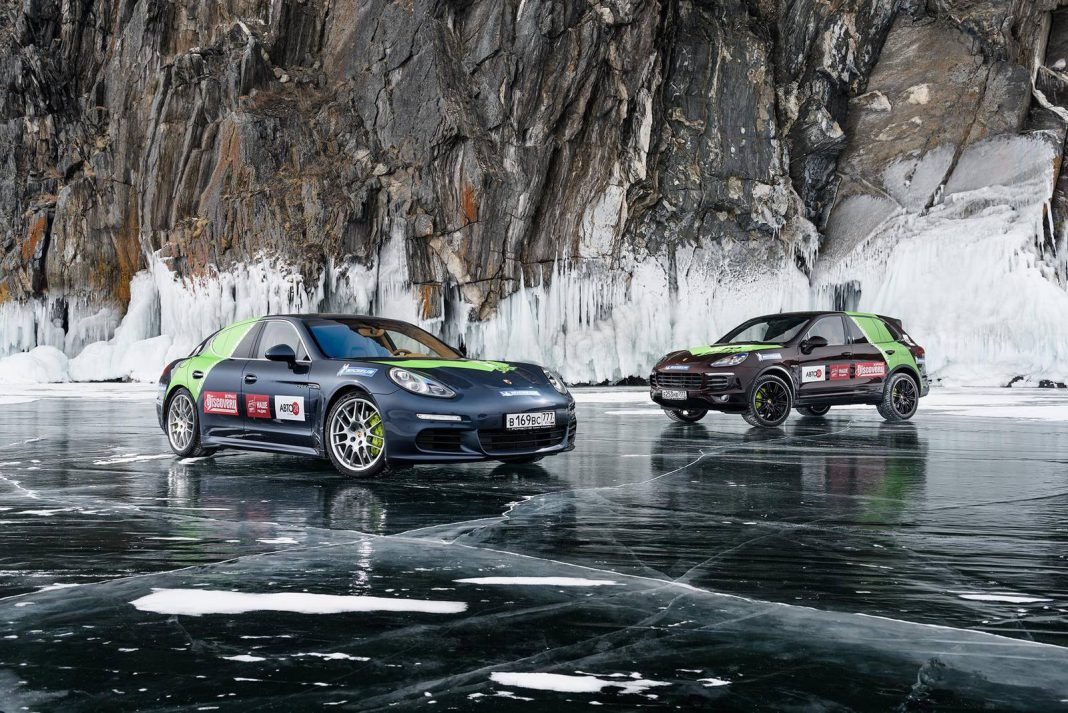 Porsche Embarks on Thrilling Hybrid Tour to Siberia