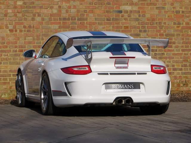 Porsche 911 GT3 RS 4.0 11