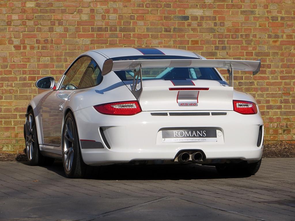 the best modern collectors car 380k porsche 911 gt3 rs 4 0 for sale gtspirit. Black Bedroom Furniture Sets. Home Design Ideas