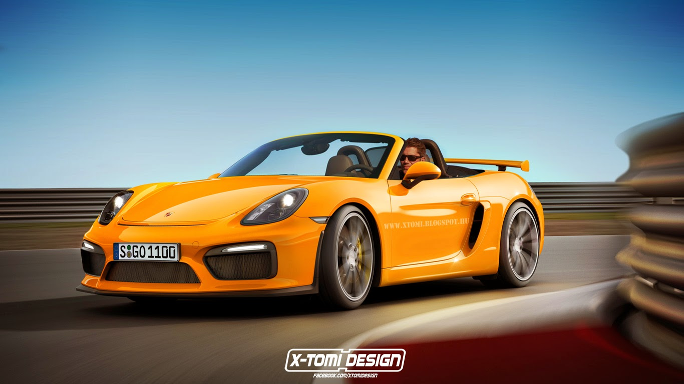 porsche mulling more cowbell boxster gt4 and gt4 rs. Black Bedroom Furniture Sets. Home Design Ideas