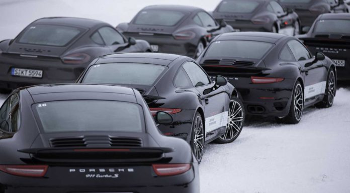 Porsche Driving Experience Levi