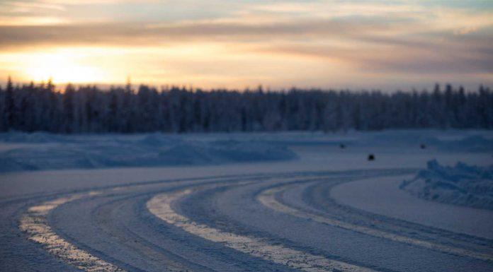 Porsche Winter Driving Experience 2016