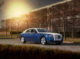 Rolls-Royce Reveals Bespoke Ghost Mysore for Abu Dhabi