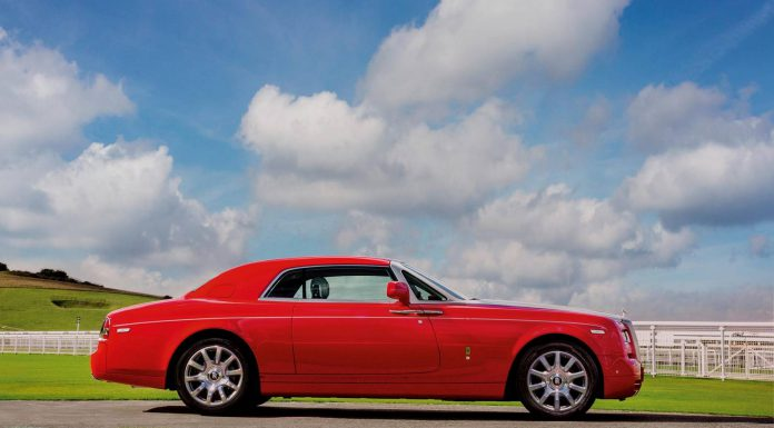 1 of 1 Rolls-Royce Phantom from the Al-Adiyat Collection