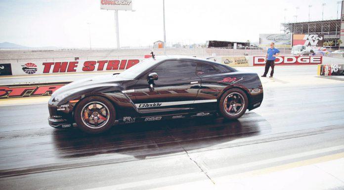 SP Engineering Nissan GT-R