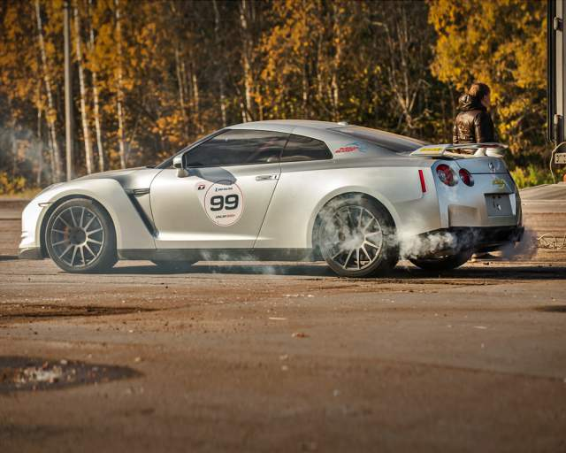 Switzer Performance Nissan GT-R Goliath