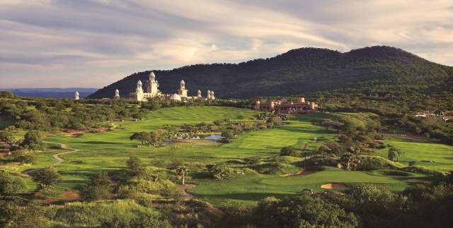 Golf Course Palace of the Lost City