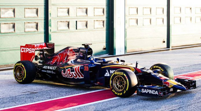 2015 Formula 1 Cars