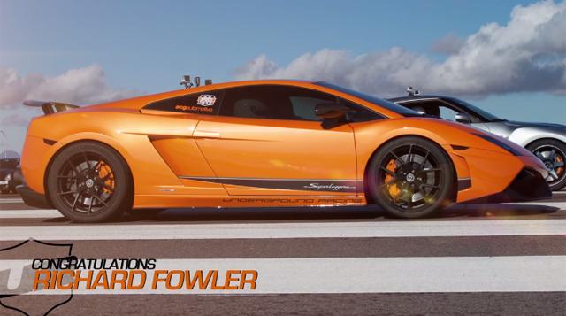 Who Needs Four Turbos Tt Gallardo Shows Bugatti Veyron
