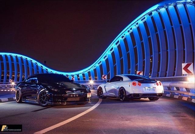 F Performance Garage Nissan GT-R