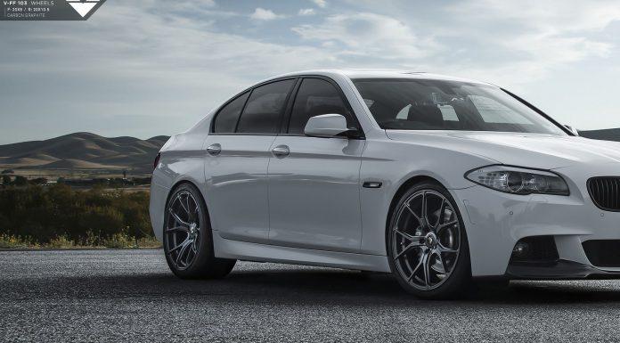 Vorsteiner BMW 5-Series 4