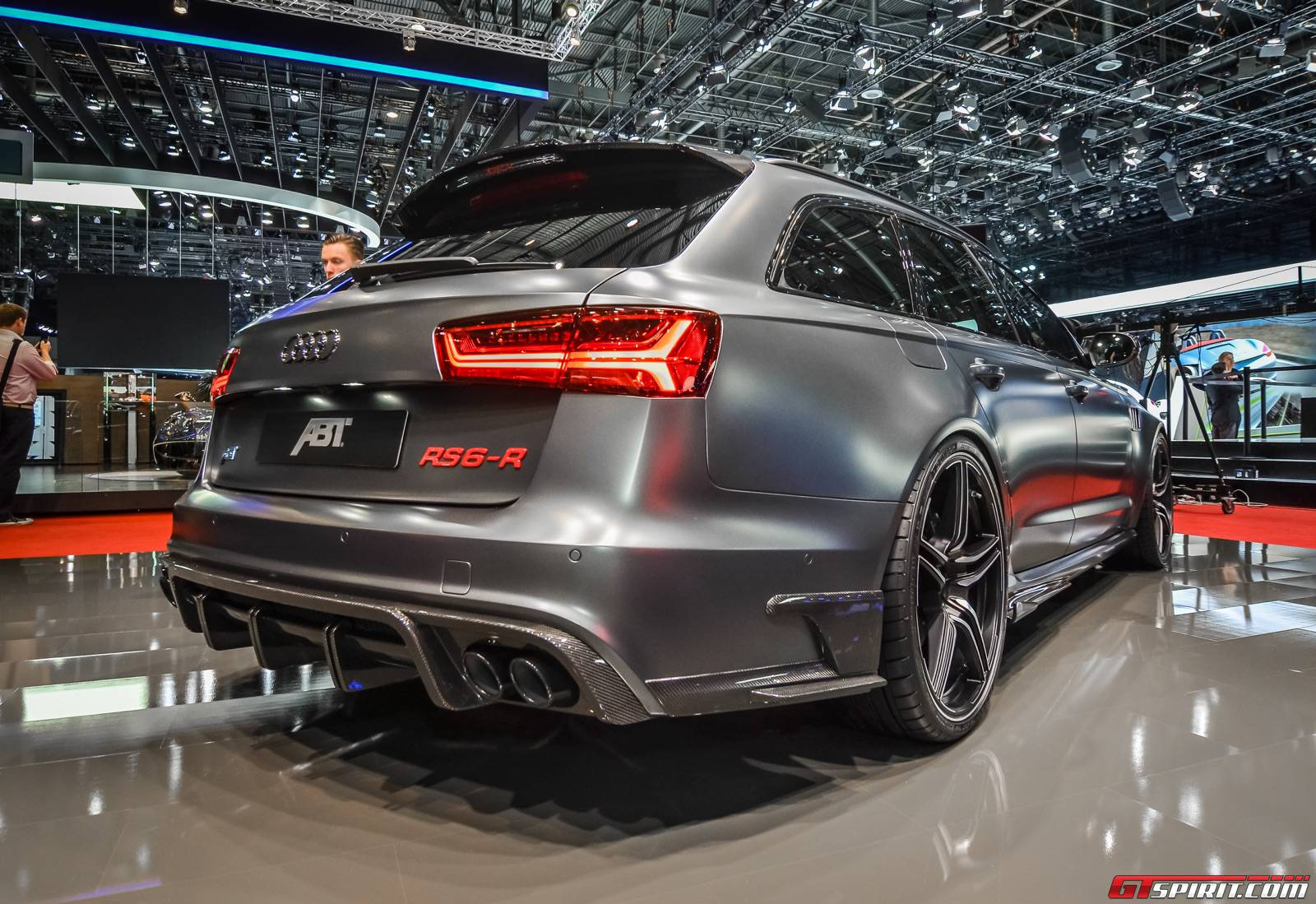 geneva 2015 abt rs6 r gtspirit. Black Bedroom Furniture Sets. Home Design Ideas