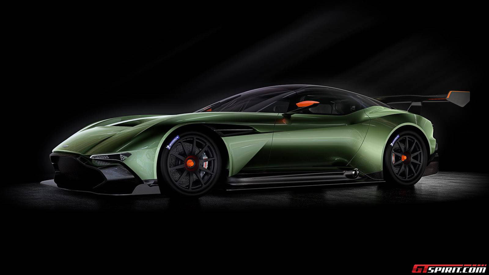 official 2015 aston martin vulcan gtspirit. Black Bedroom Furniture Sets. Home Design Ideas