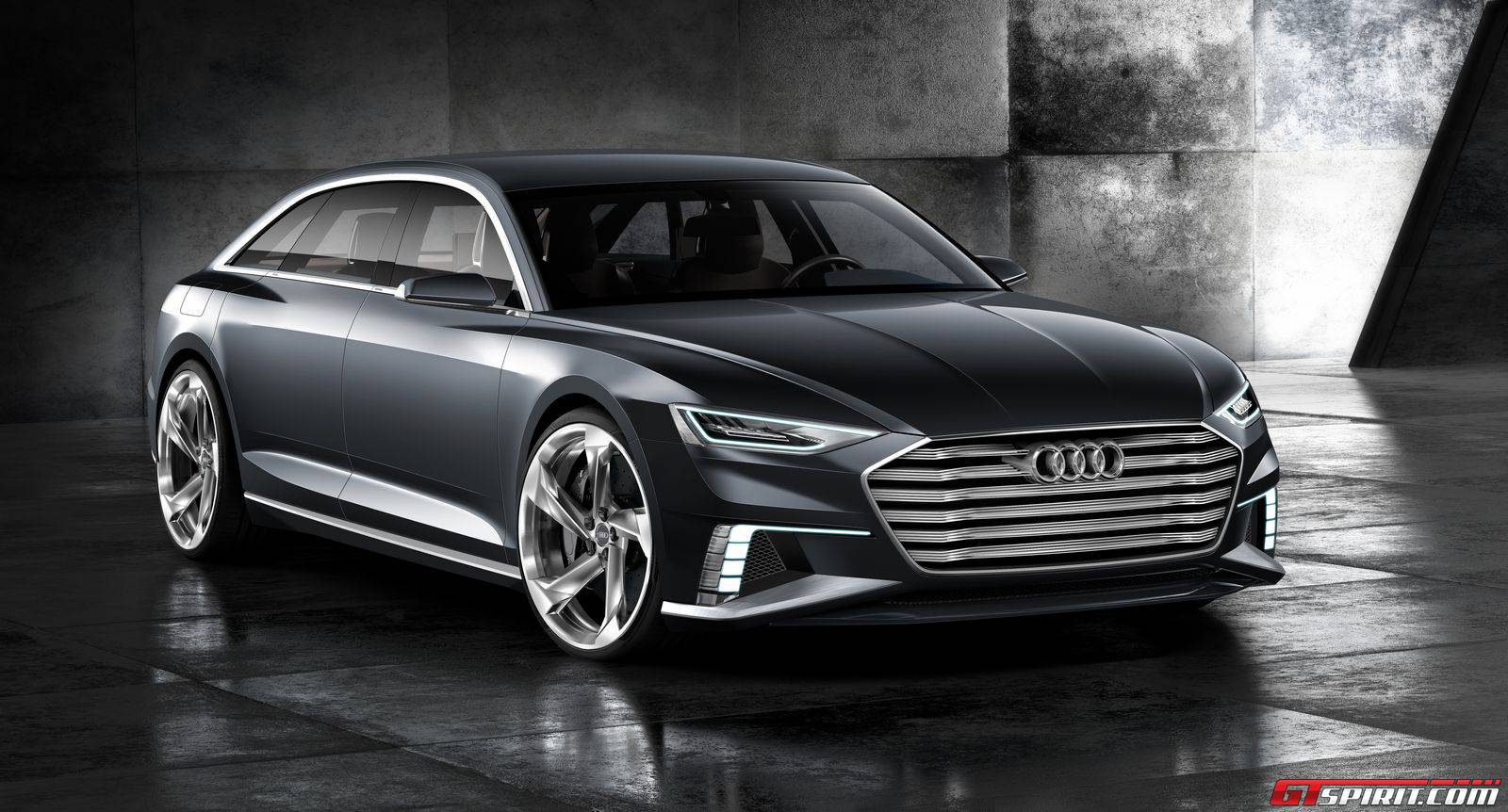 Official Audi Prologue Avant Concept Gtspirit