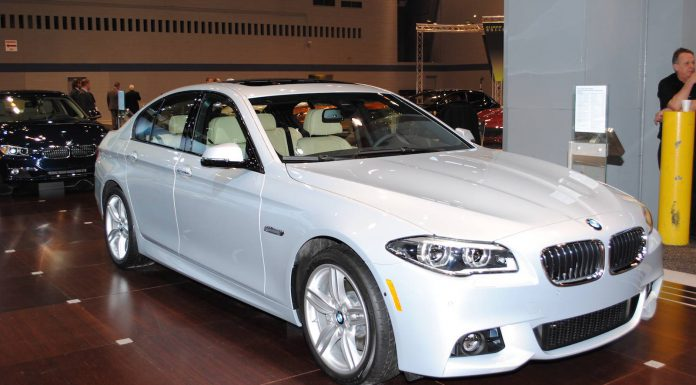 BMW Highlights at the Chicago Auto Show 2015