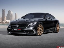 Brabus 850 Mercedes-Benz S63 AMG Coupe