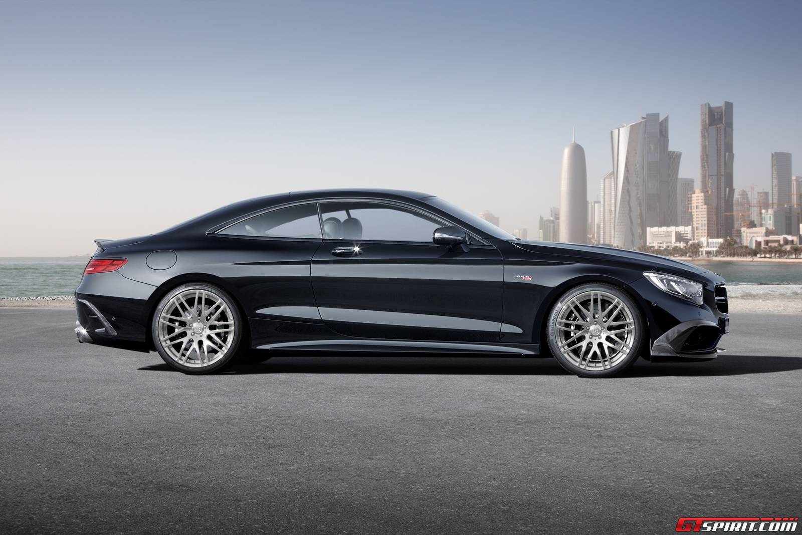 official brabus 850 mercedes benz s63 amg coupe gtspirit. Black Bedroom Furniture Sets. Home Design Ideas