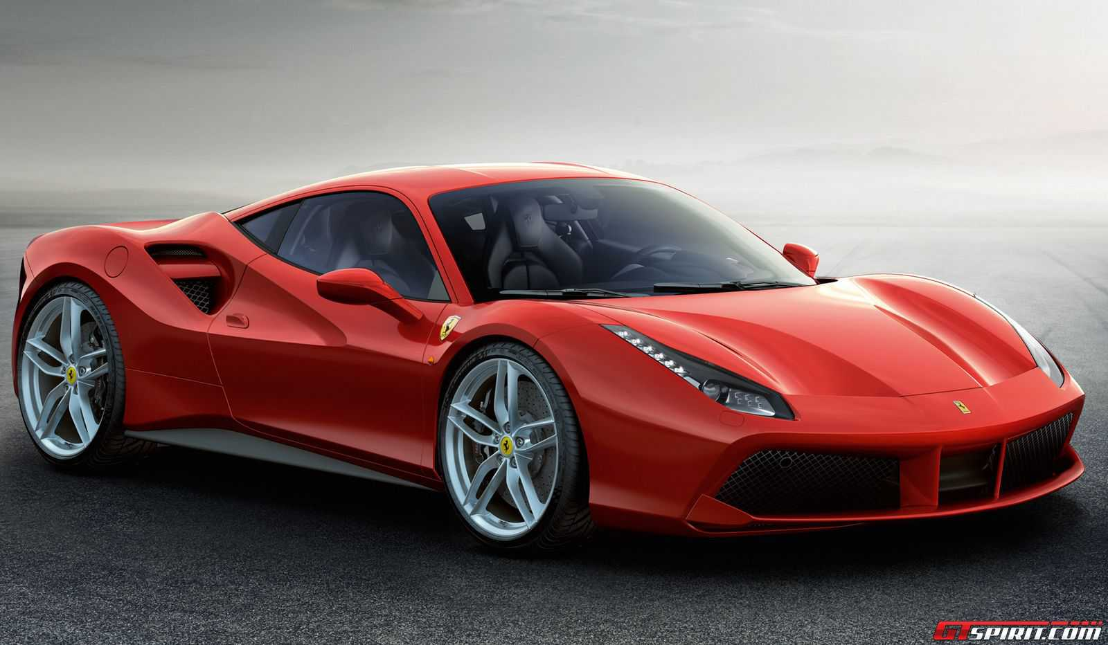 Official  2015 Ferrari...