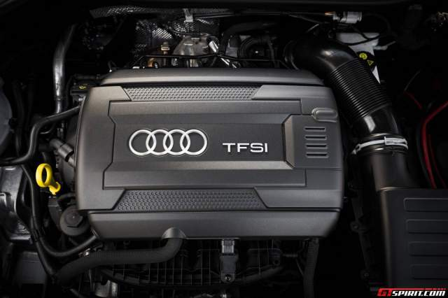 GTspirit Audi TT  Roadster Review Engine