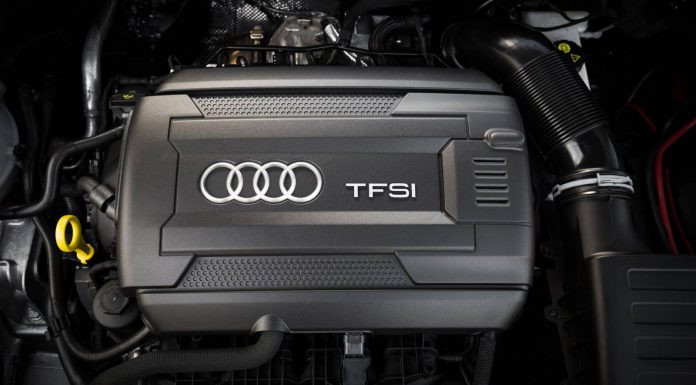 GTspirit Audi TT  Roadster Review Engine