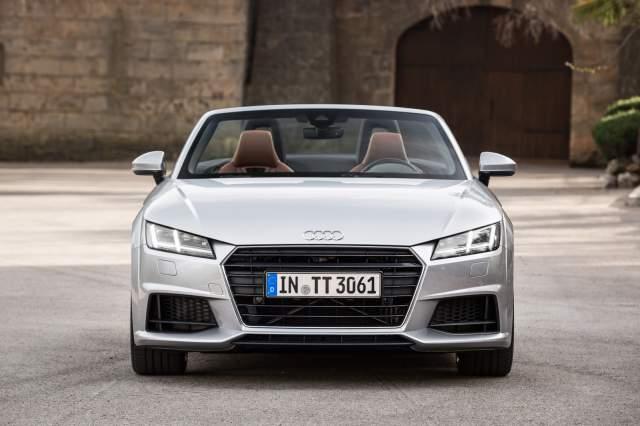 GTspirit Audi TT Roadster Review