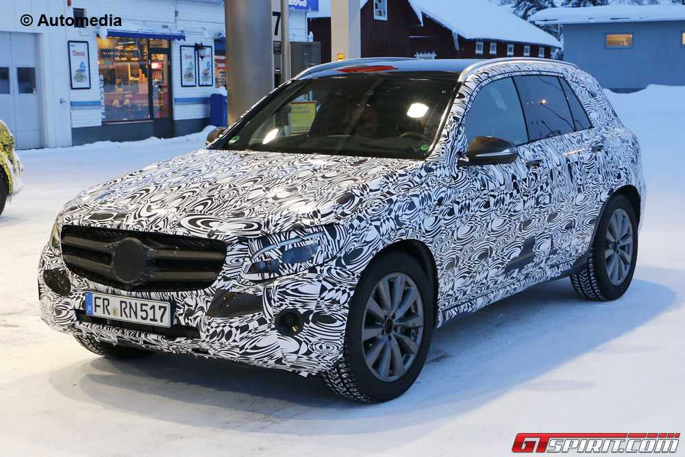 Mercedes Benz Suv Range Being Refreshed In 2017